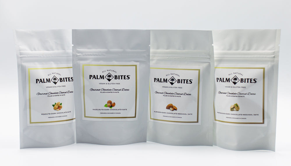 Load image into Gallery viewer, Sample Size One Bite Palm Bites | Variety Pack - Palm Bites®