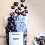 Dark Chocolate Covered Pecans - Palm Bites®