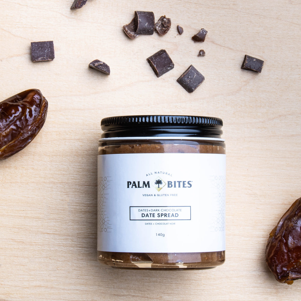 Palm Bites Original Date Spread (Nut-Free) - Palm Bites®