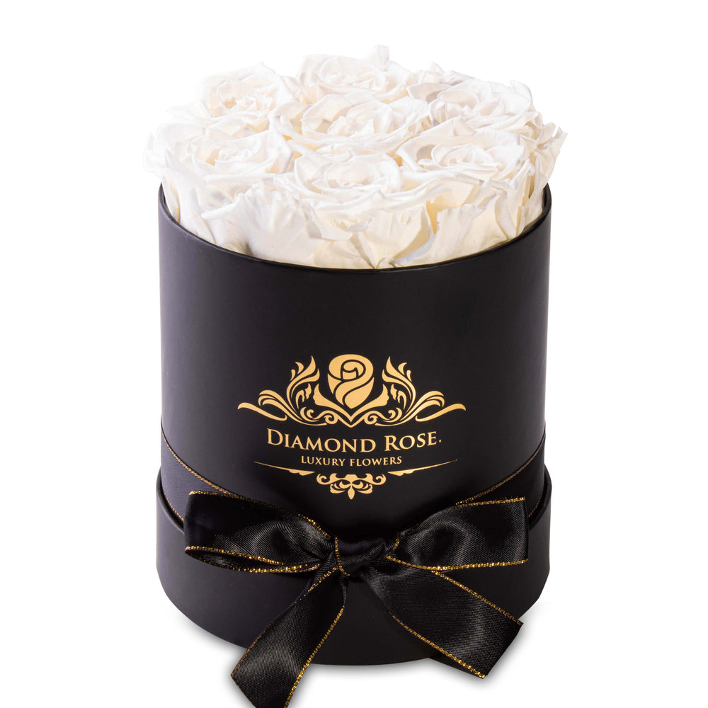White Roses by Diamond Rose® - Palm Bites®