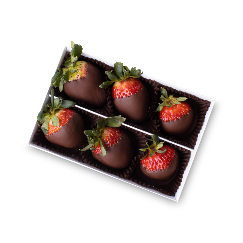 Chocolate Covered Strawberries - Palm Bites®
