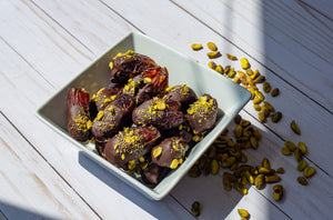 Load image into Gallery viewer, One Bite | Pistachio Palm Bites - Palm Bites®