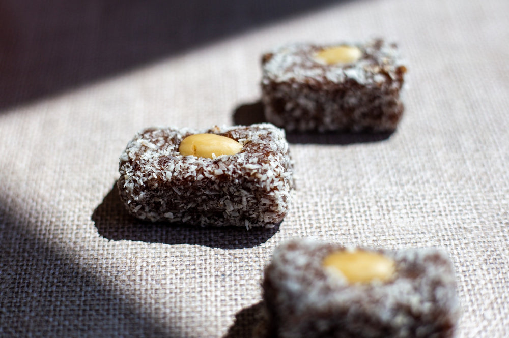 Coconut Roll Dates - Palm Bites®