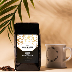 Load image into Gallery viewer, Panama Boquete 1lb Dark Roast Coffee - Palm Bites®