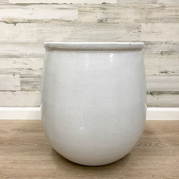 Ballon Planter - White - 18-inches