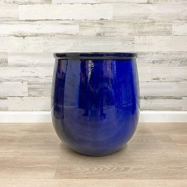 Balloon Planter - Blue - 18-inches