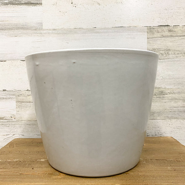 Distant Planter - White - 12-inches