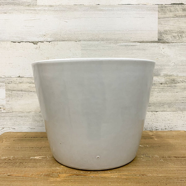 Distant Planter - White - 9.5-inches