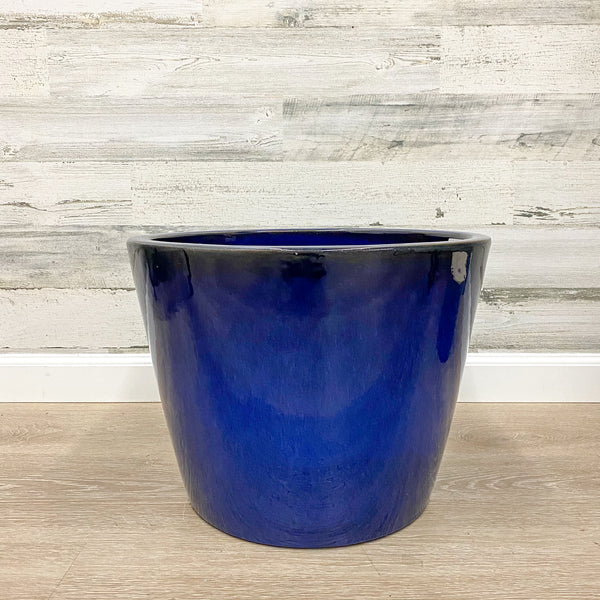 Distant Planter - Blue - 16-inches