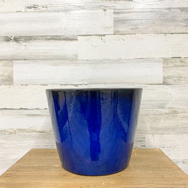 Distant Planter - Blue - 12-inches