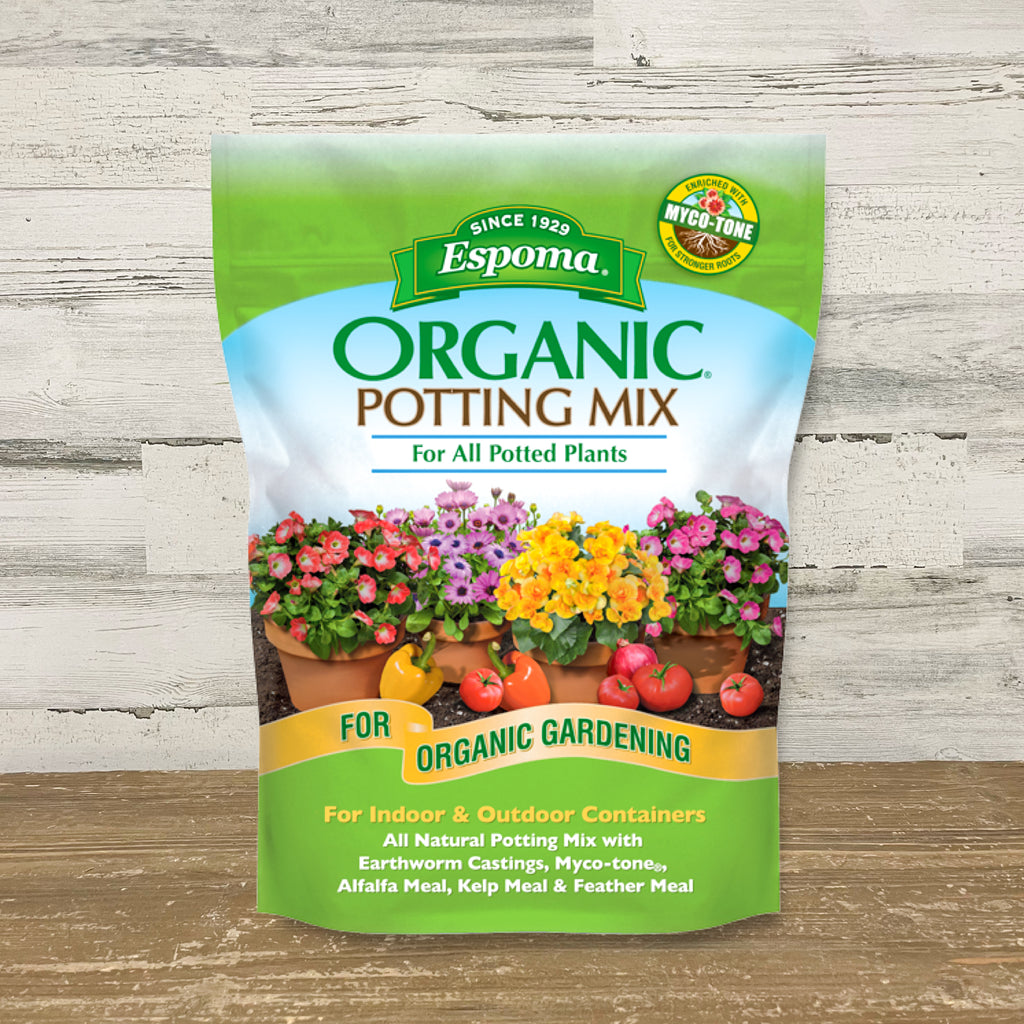 Espoma - Organic Potting Mix - 8qt.