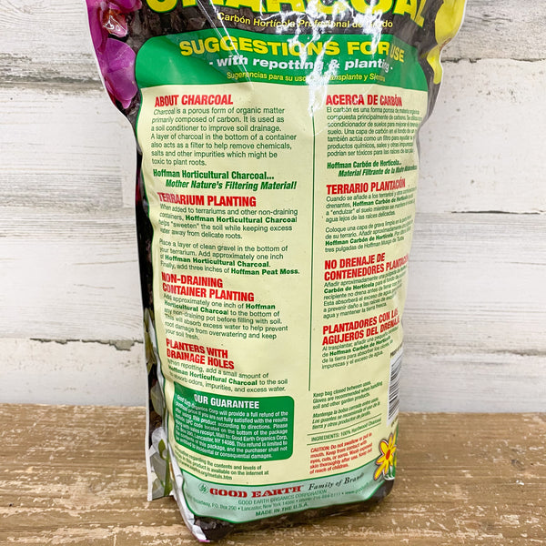 Hoffman - Charcoal Soil Conditioner - 24oz.