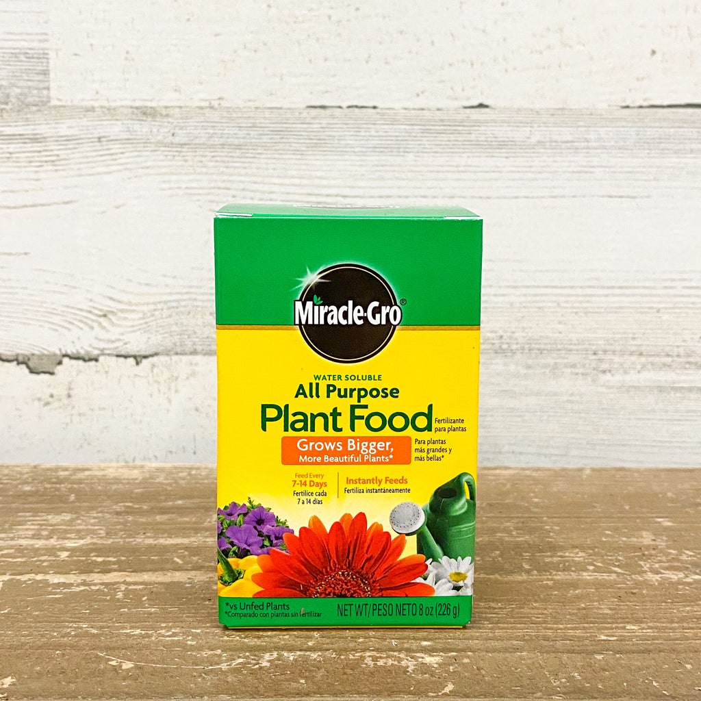 Miracle-Gro® - All Purpose Plant Food - 8oz.