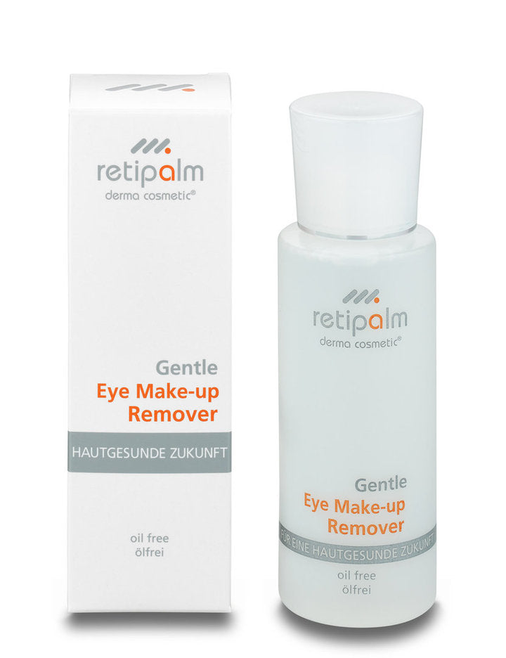 retipalm Gentle Eye Make–up Remover
