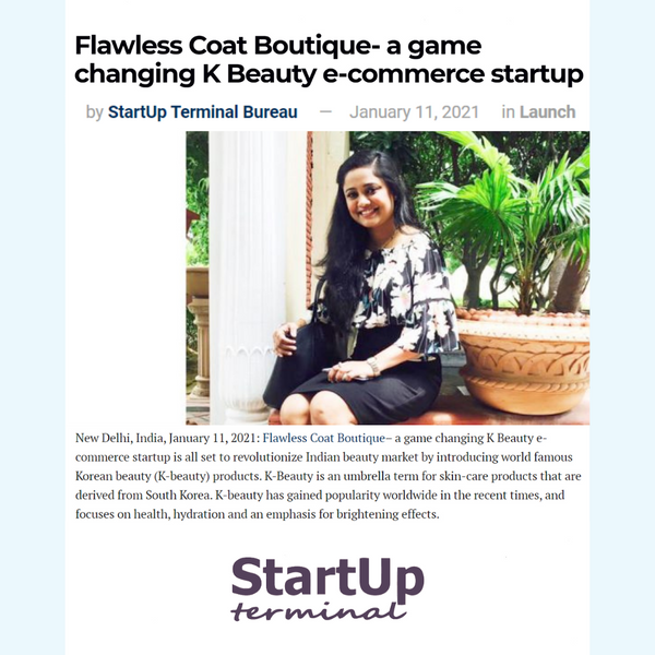 Flawlesscoatboutique featured in StartUp Terminal