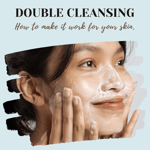 Double cleansing korean cleanser india