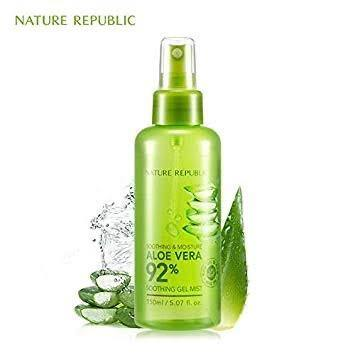 Natural Republic Aloe Vera Soothing Gel Mist 150ml - Flawlesscoatboutique