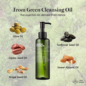 Purito - From Green cleansing Oil