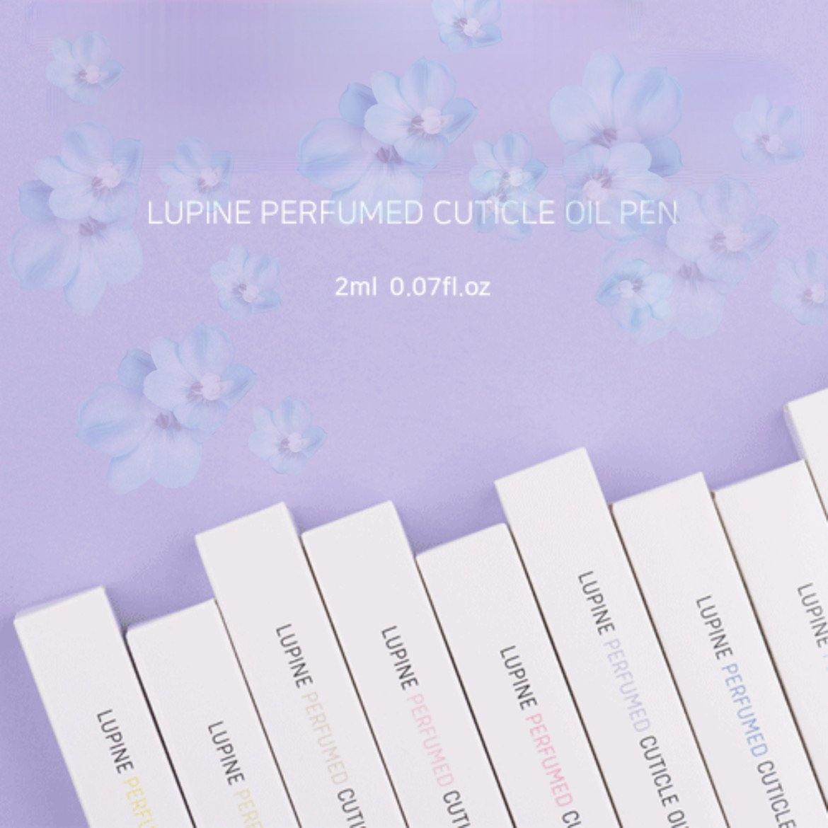Lupine- Perfumed cuticle oil pen - Black Berry
