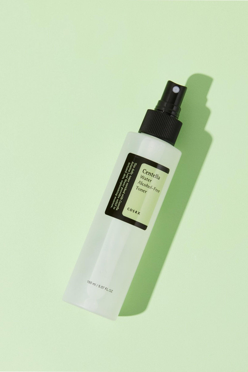 COSRX Centella Water Alcohol-Free Toner - Flawlesscoatboutique