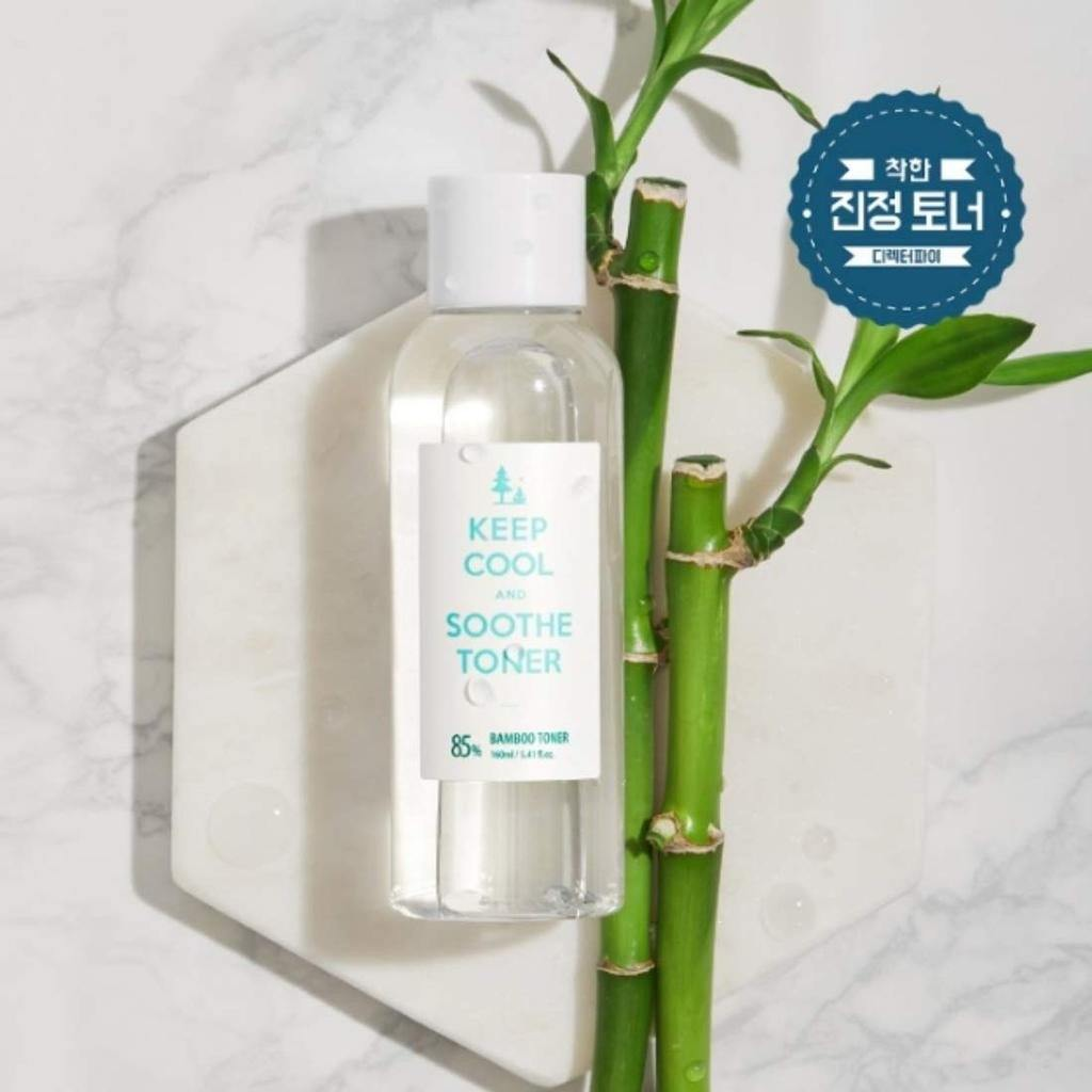 KEEP COOL - Soothe Bamboo Toner - Flawlesscoatboutique