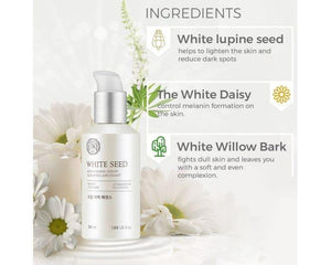 The Face Shop White Seed Brightening Serum - Flawlesscoatboutique