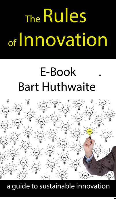 The Rules of Innovation E-Book