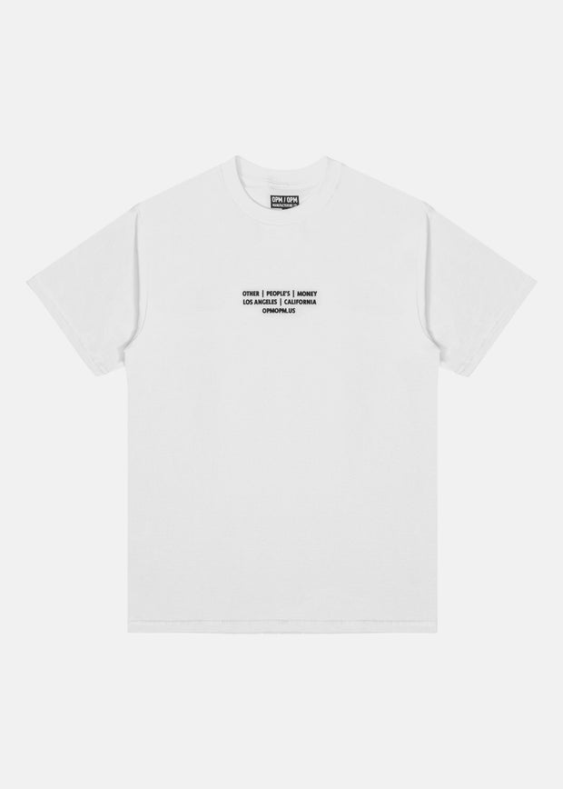Website Tee (White)