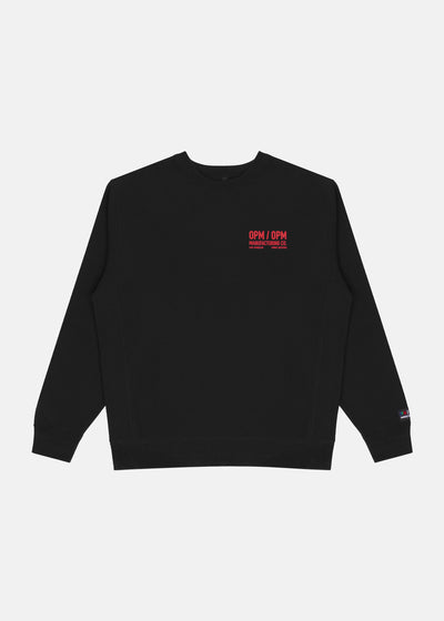 FIRST EDITION CREWNECK (CORAL)