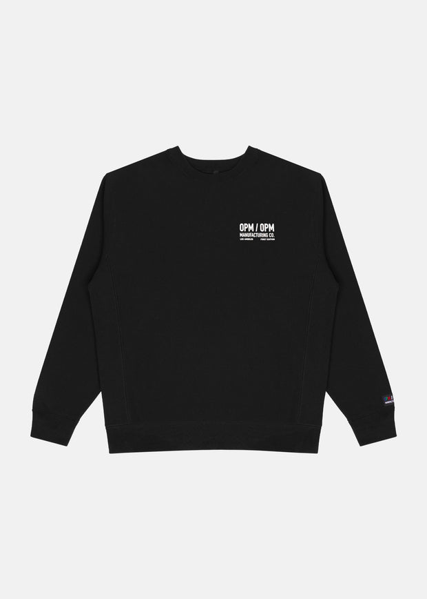 FIRST EDITION CREWNECK