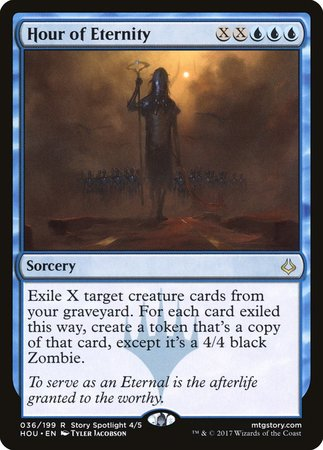 Hour of Eternity [Hour of Devastation] | Boutique FDB TCG