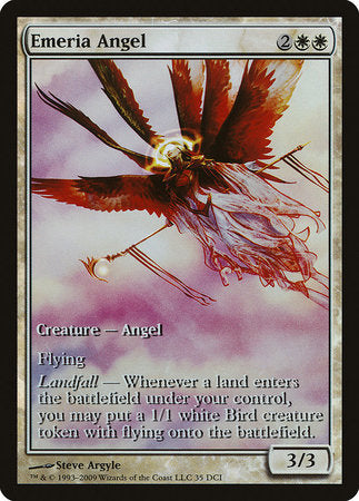 Emeria Angel [Zendikar Promos] | Boutique FDB TCG