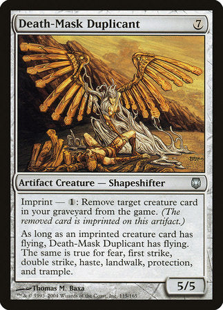 Death-Mask Duplicant [Darksteel] | Boutique FDB TCG