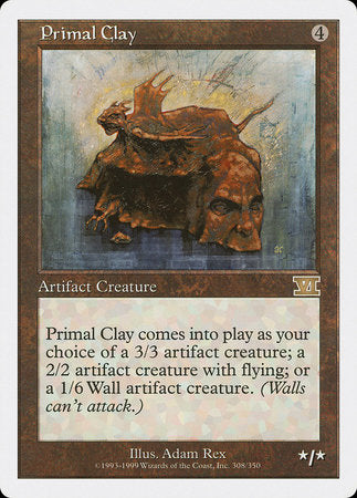 Primal Clay [Classic Sixth Edition] | Boutique FDB TCG