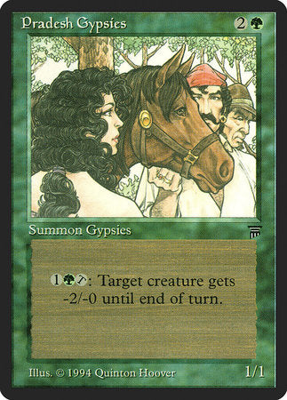 Pradesh Gypsies [Legends] | Boutique FDB TCG
