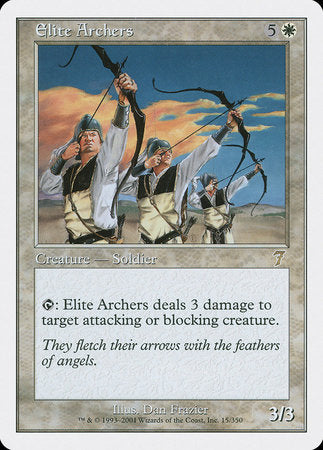 Elite Archers [Seventh Edition] | Boutique FDB TCG