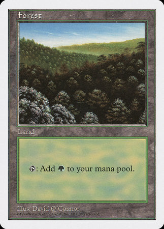 Forest (417) [Fifth Edition] | Boutique FDB TCG
