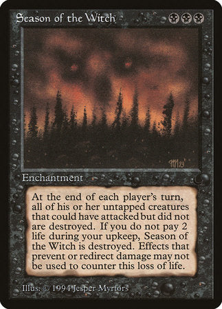 Season of the Witch [The Dark] | Boutique FDB TCG