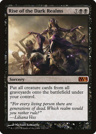 Rise of the Dark Realms [Magic 2014] | Boutique FDB TCG