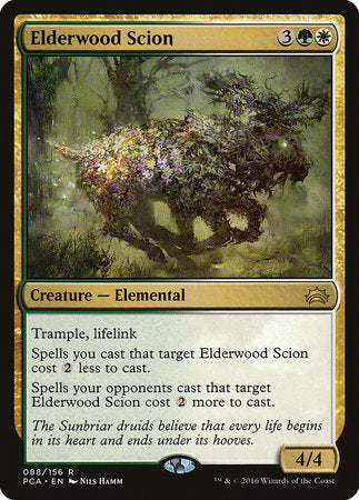 Elderwood Scion [Planechase Anthology] | Boutique FDB TCG