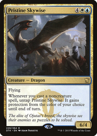 Pristine Skywise [Dragons of Tarkir] | Boutique FDB TCG