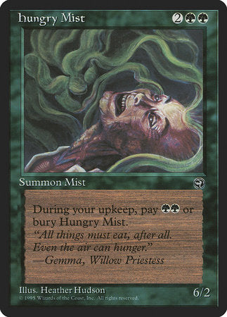 Hungry Mist [Version 1] [Homelands] | Boutique FDB TCG