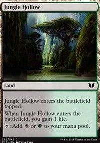 Jungle Hollow [Commander 2015] | Boutique FDB TCG