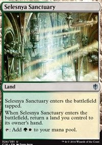 Selesnya Sanctuary [Commander 2016] | Boutique FDB TCG