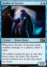 Stealer of Secrets [Welcome Deck 2017] | Boutique FDB TCG