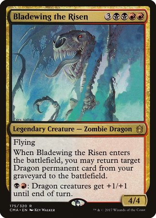 Bladewing the Risen [Commander Anthology] | Boutique FDB TCG