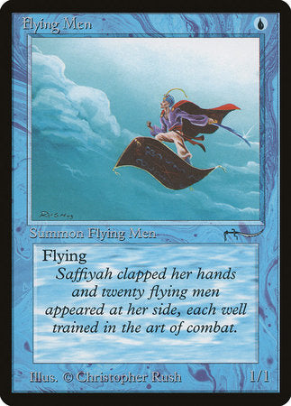 Flying Men [Arabian Nights] | Boutique FDB TCG