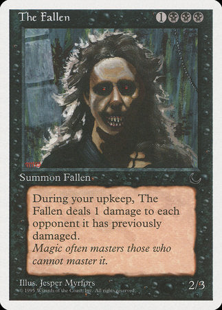 The Fallen [Chronicles] | Boutique FDB TCG