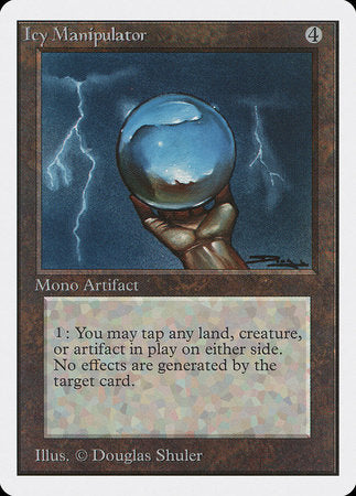 Icy Manipulator [Unlimited Edition] | Boutique FDB TCG