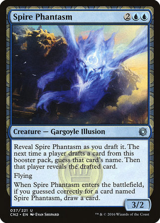 Spire Phantasm [Conspiracy: Take the Crown] | Boutique FDB TCG